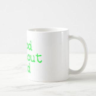 good without god basic white mug