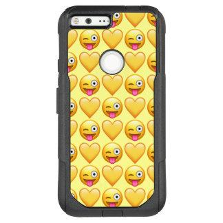 Goofy Emoji Google Pixel XL Otterbox Case