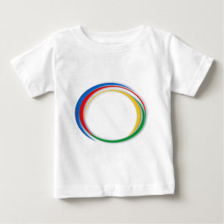 Google colors baby T-Shirt
