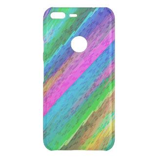Google Pixel XL Case Colorful digital art G478