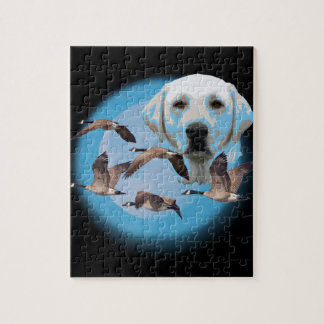 Goose hunter 3 jigsaw puzzle