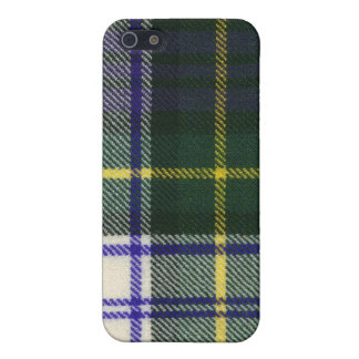 Gordon Dress Modern Tartan iPhone 5C Case