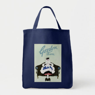 Gordon Furs Tote Bag
