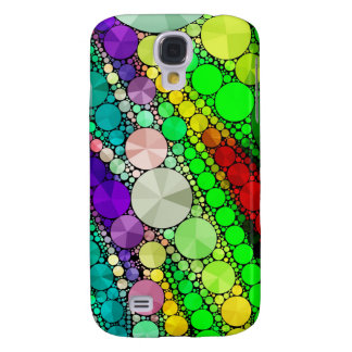 Gorgeous Abstract Bling Pattern Galaxy S4 Case
