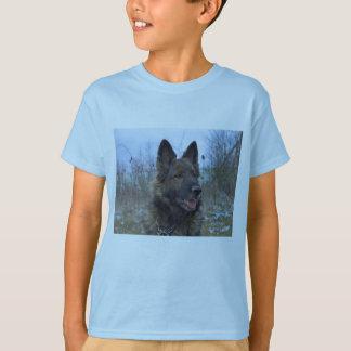 Gorgeous Black-saddled German Shepherd T-Shirt
