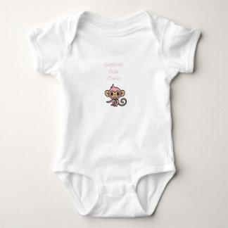 Gorgeous Cute Cheeky Monkey Shirt