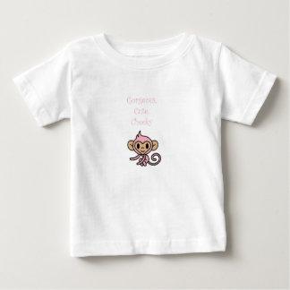 Gorgeous Cute Cheeky Monkey Tshirt