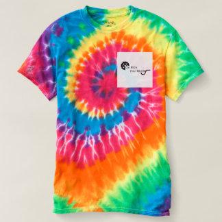 GoRideYourBike Tye Dye logo T Shirts