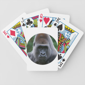 """Gorilla"" Bicycle Playing Cards"