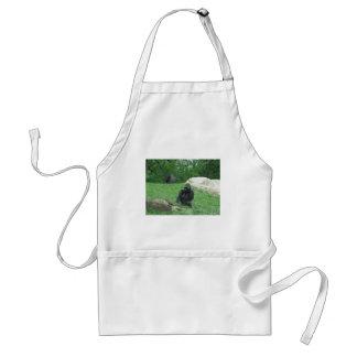 Gorilla pic standard apron