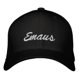 Gorra de Emaus Baseball Cap