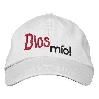 GORRA VARONIL DIOS MIO EMBROIDERED BASEBALL CAPS