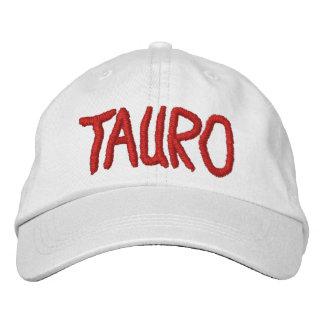 GORRA VARONIL TAURO EMBROIDERED HATS