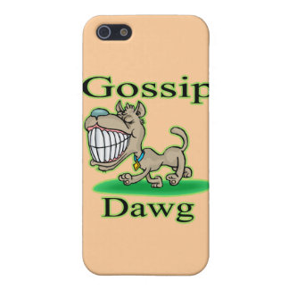 Gossip Dawg grn Cover For iPhone 5/5S