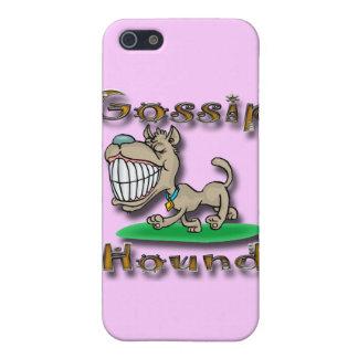 Gossip Hound gld Case For iPhone 5/5S