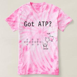 Got ATP? Men's Cyclone Tie-Dye T-Shirt