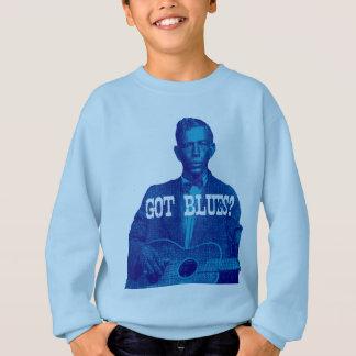Got Blues (Charlie Patton) apparel Sweatshirt