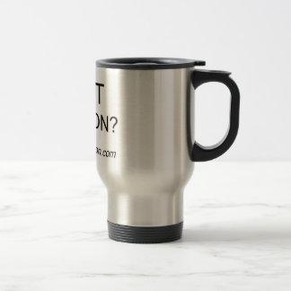 """Got Carbon?"" Travel Mug"