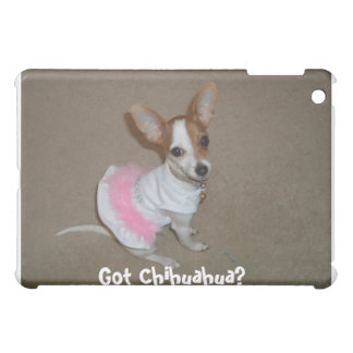 Got Chihuahua ipad Cover For The iPad Mini