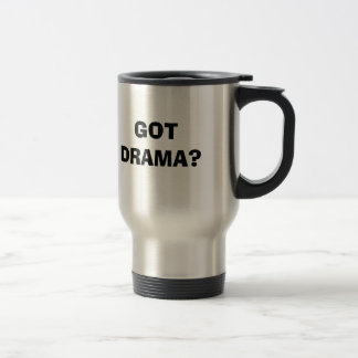 GOT DRAMA? with Kids Backporch Productions Travel Mug