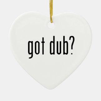 got dub? christmas ornament