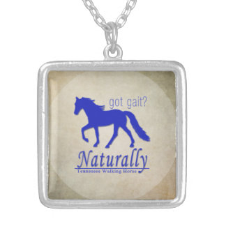 got gait? Naturally Tennessee Walking Horse Jewelry