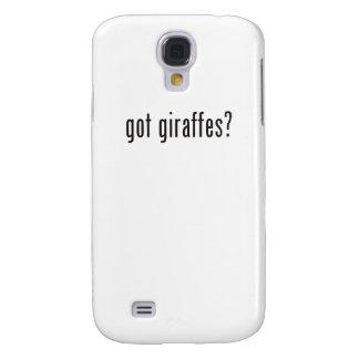 got giraffes? galaxy s4 case
