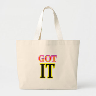 Got IT3 Art jgibney The MUSEUM Zazzle Gifts Tote Bags