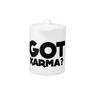Got Karma, text words