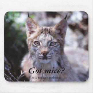 Got mice?, mouse pad