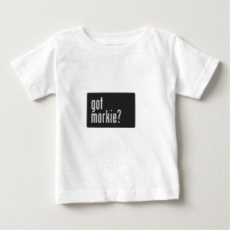 got morkie? baby T-Shirt