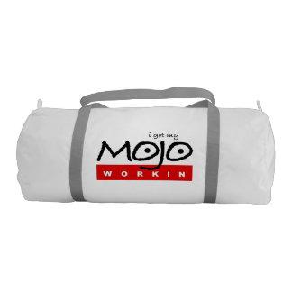 Got My Mojo Workin' Gym Bag Gym Duffel Bag