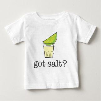 Got Salt? Tequila Shot with Lime Tshirt