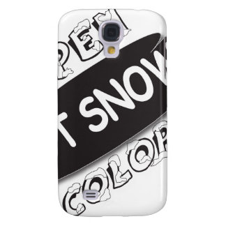 Got Snow?- Aspen Colorado Galaxy S4 Case