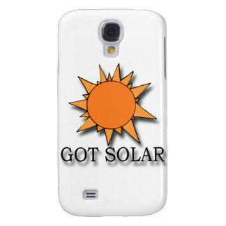 Got Solar black Galaxy S4 Case