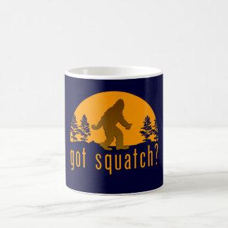 Got Squatch? Basic White Mug