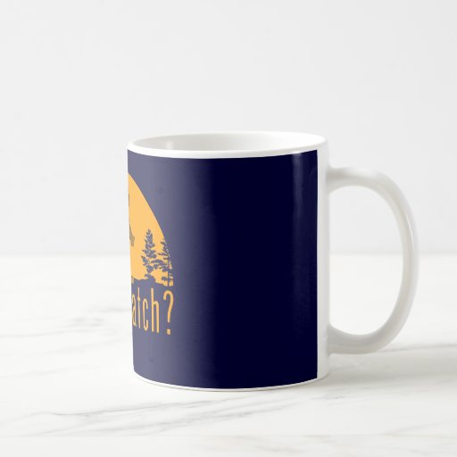 Got Squatch? Coffee Mugs