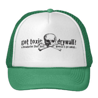 Got Toxic Drywall? Cap