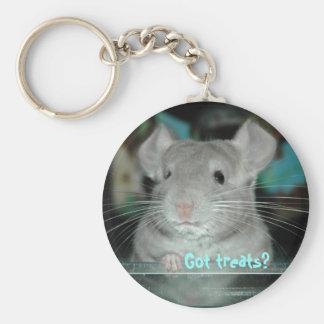 Got Treats? Key Ring