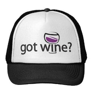 got wine? cap