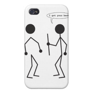 Got you Back Funny Speck Case iPhone 4 Case
