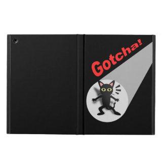 Gotcha! Case For iPad Air