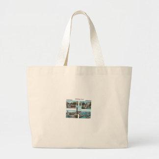 Goteborg 1965 large tote bag