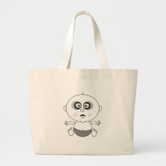 Goth Baby Bag