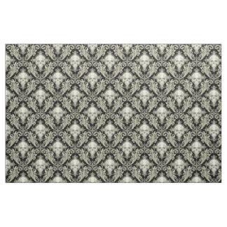 Goth Damask Fabric
