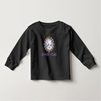 Goth Girl Toddler T-Shirt