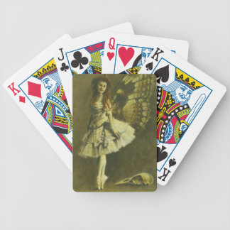 Gothic Fairy Playing Cards