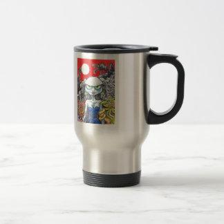 Gothic Grace. Travel Mug