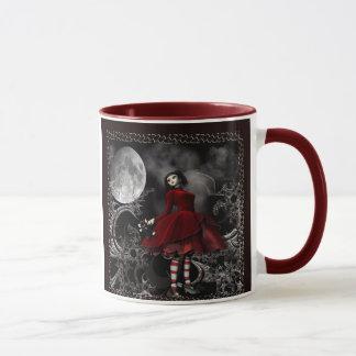 Gothic Moon Mug