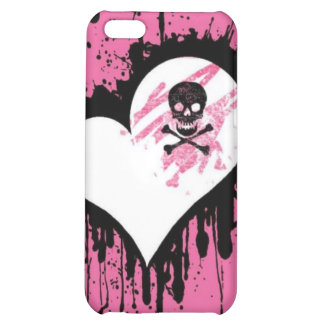 Gothic Pink iPhone 5C Cover